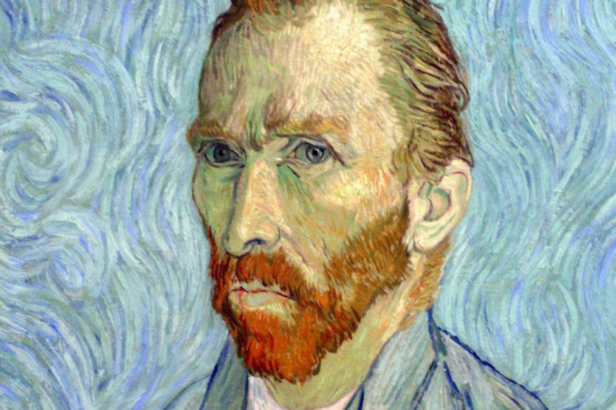 zonnebloemen voor Vincent van Gogh
