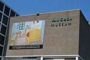 VanGoghMuseum zonnebloemen