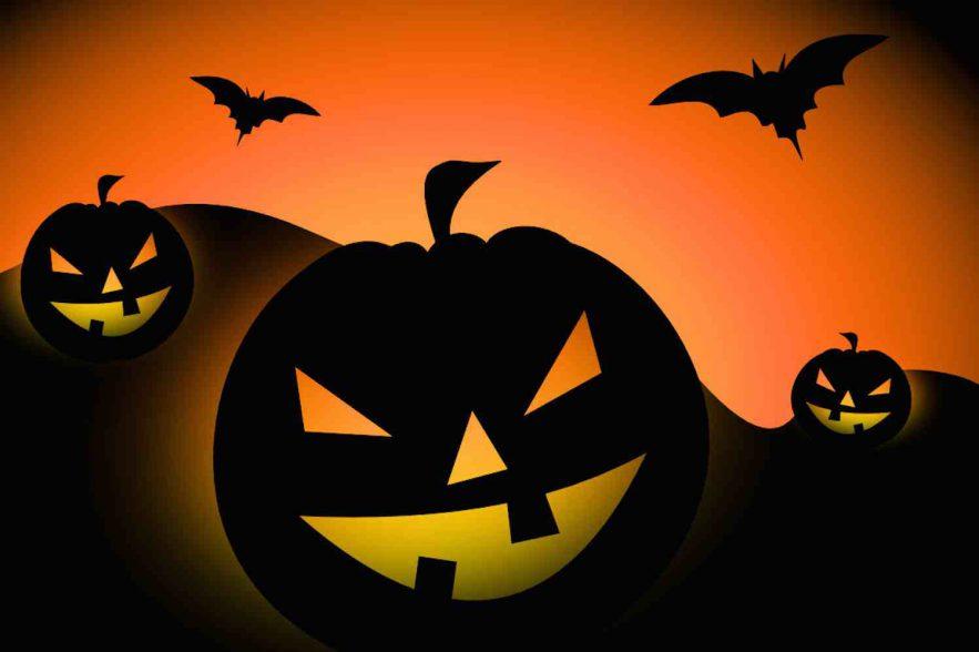 31 oktober Halloween oudjaardag van de Kelten