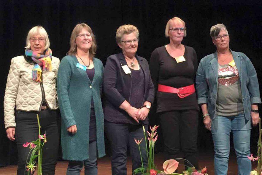 Nederlands kampioen bloemschikken