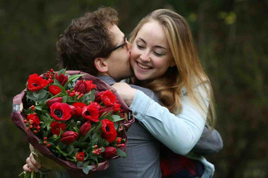 Valentijn bloemenwijzer Fleurop