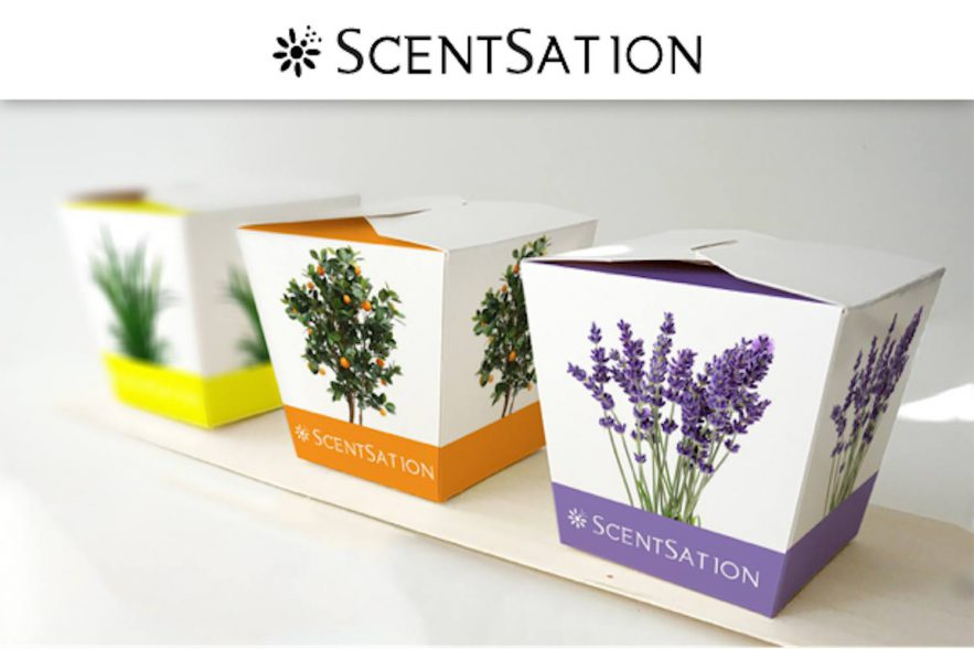 scentsation innovaties