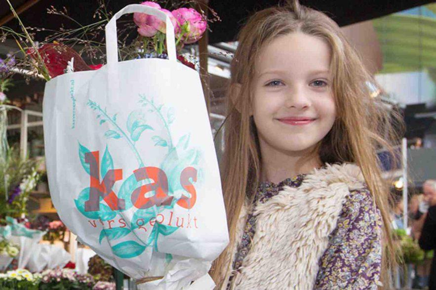 KAS Versgeplukt: nieuw concept bloemen