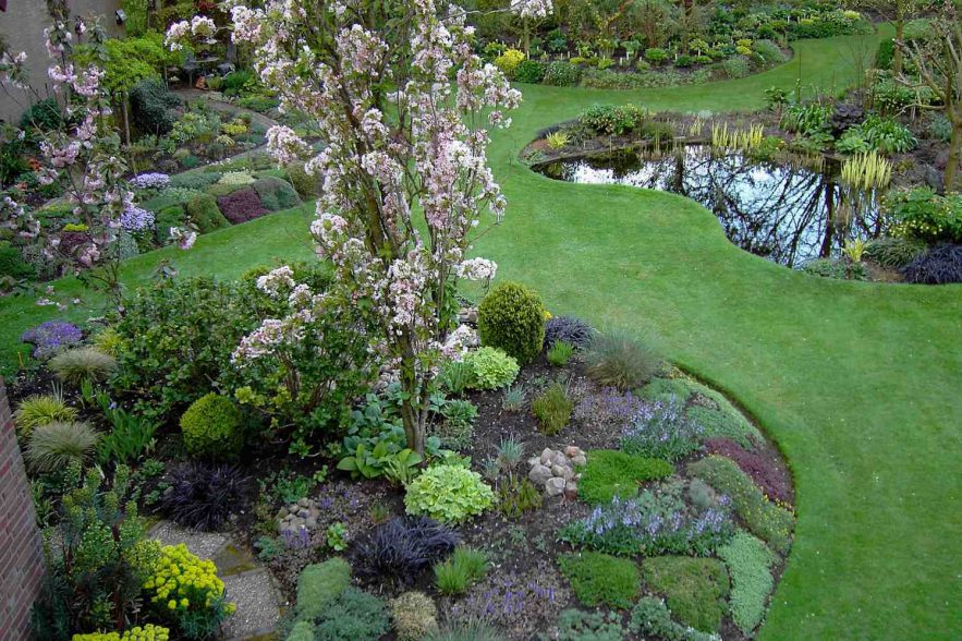 tuinenroute binnen tulpenroute