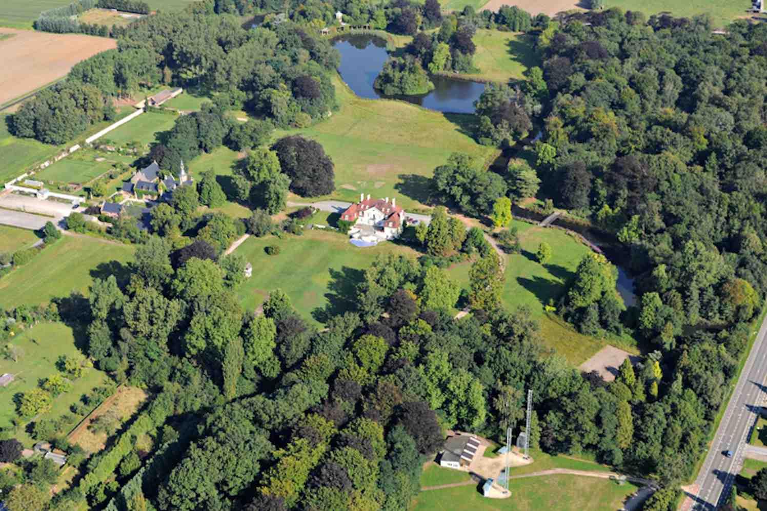 Beervelde decor voor oudste tuinbeurs van belgi for Tuinbeurs 2016