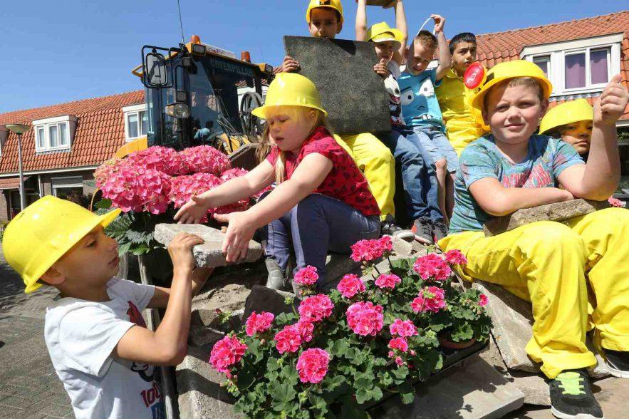 nationale tuinweek groei en bloei