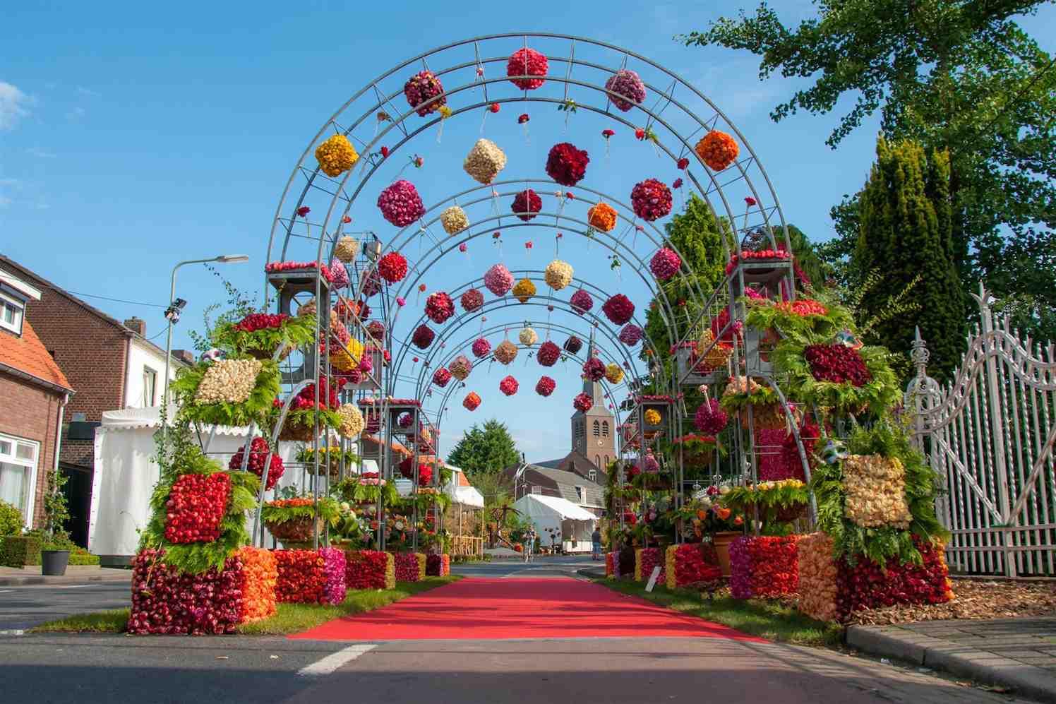 rozenfestival, rozendorp Lottum