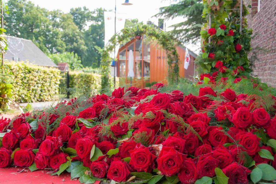 rozenfestival Lottum, rozendorp