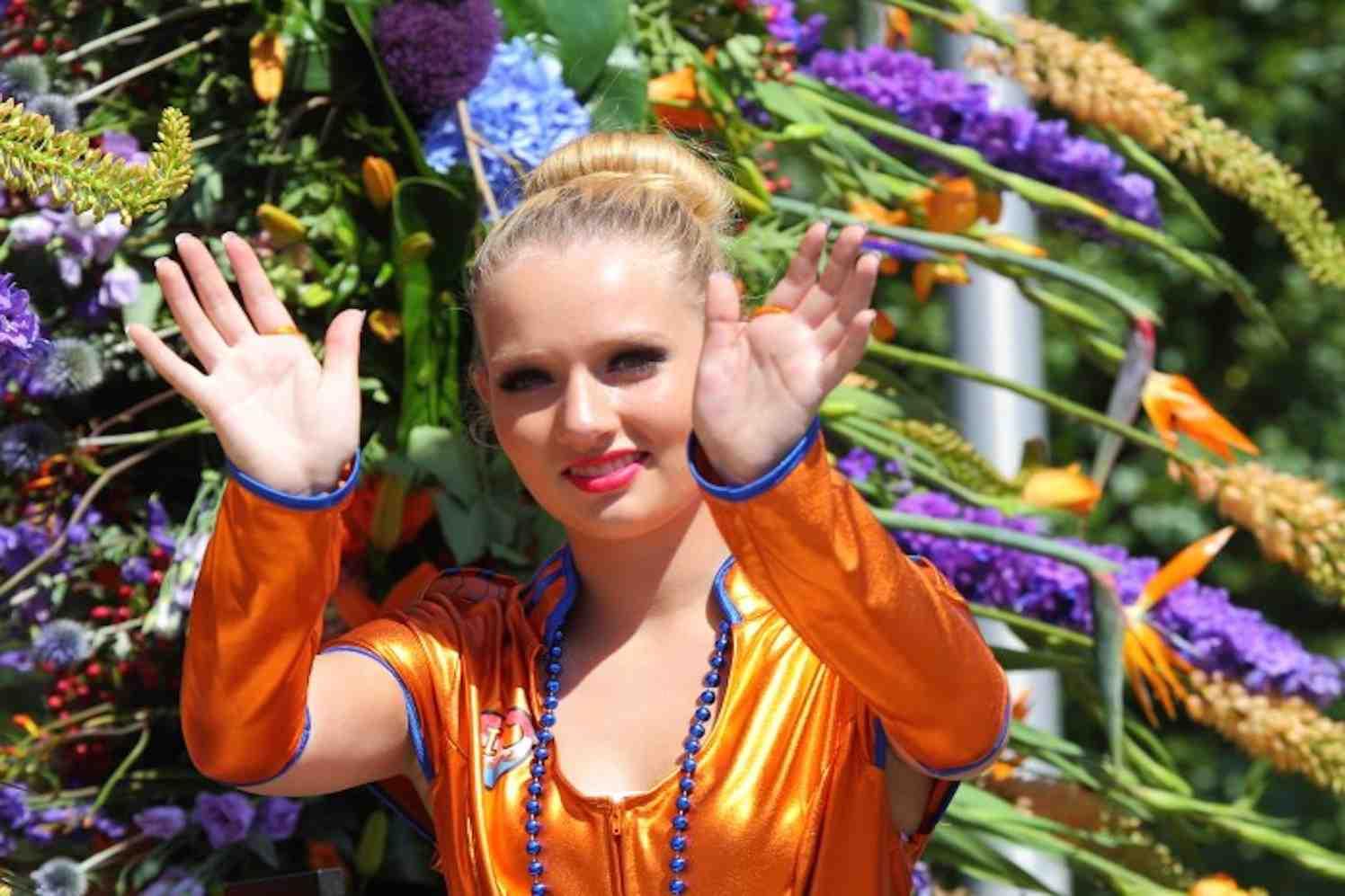 flowerparade Rijnsburg