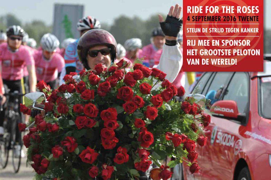 ride for the roses, kankerbestrijding