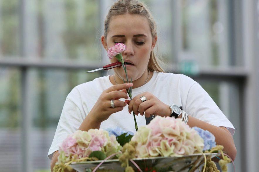 bloemschikken kampioenschap