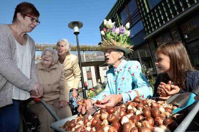 bollenstreek Alzheimertuin in Nederland