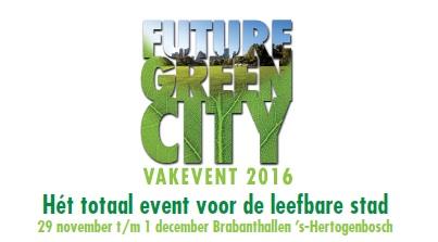 tussen groen en grijs, future green city
