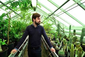 norbert peeters, hortus botanicus leiden, Azië