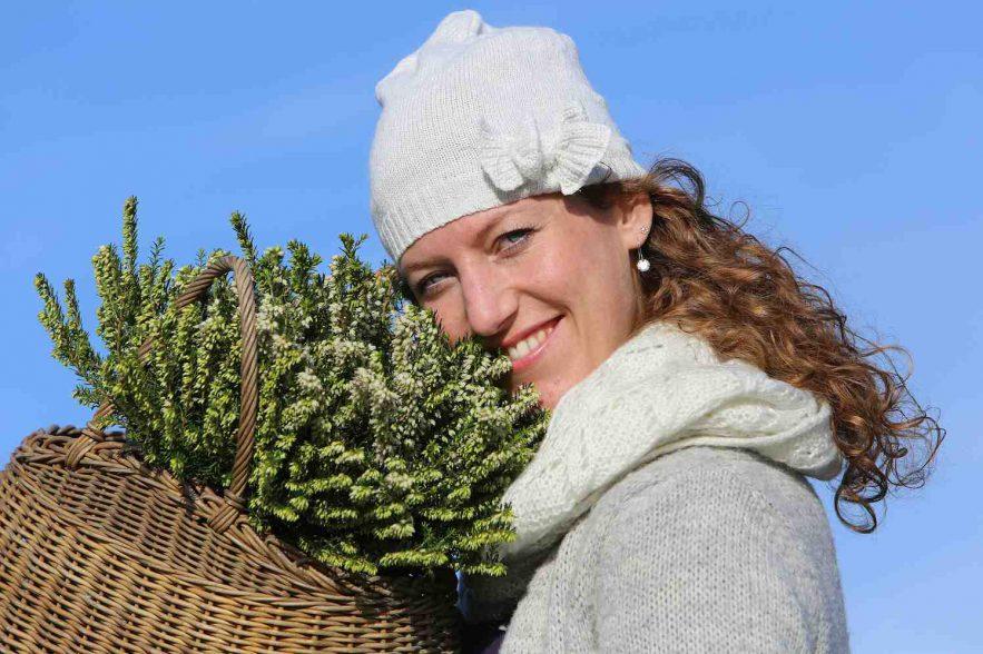 Laat je wintertuin stralen met winterheide