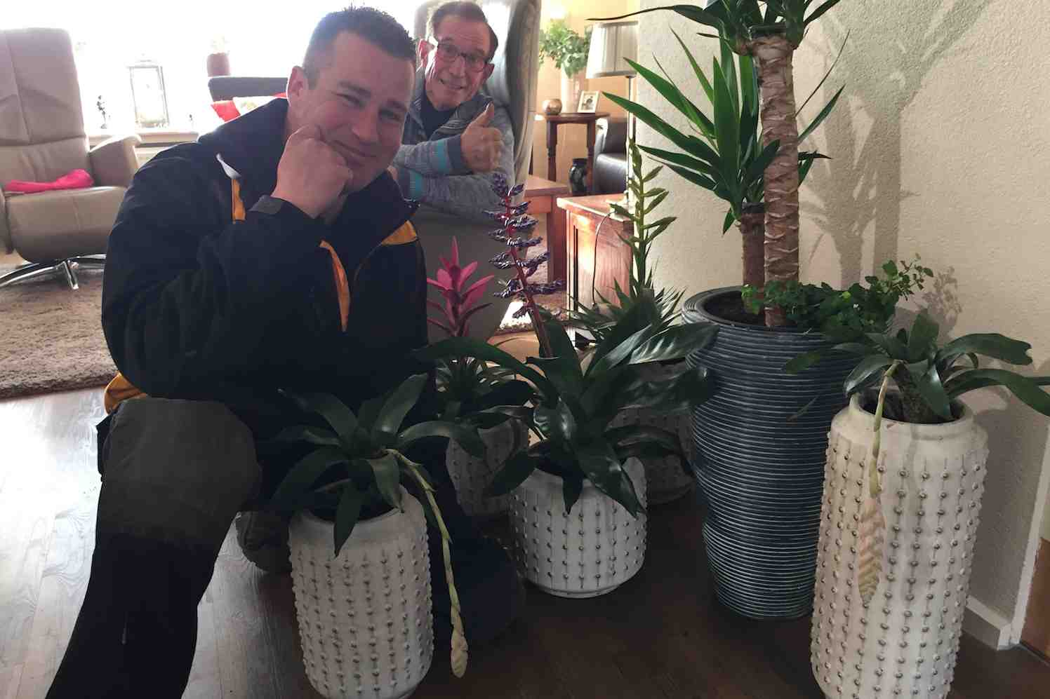 bromelia woonplant