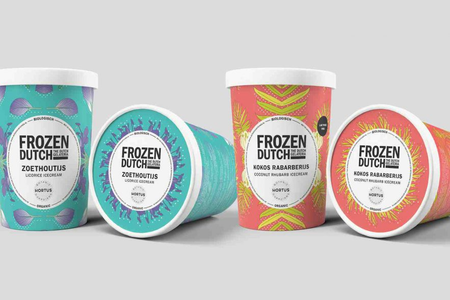 Hortus-ijsjes en Frozen Dutch