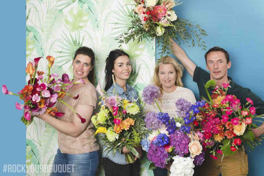 bloemisten en creativiteit