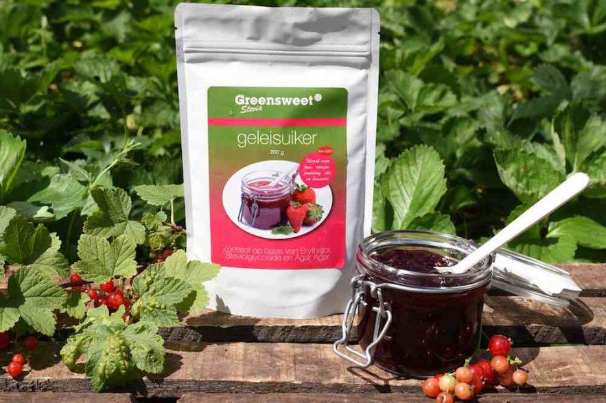 greensweet stevia jam
