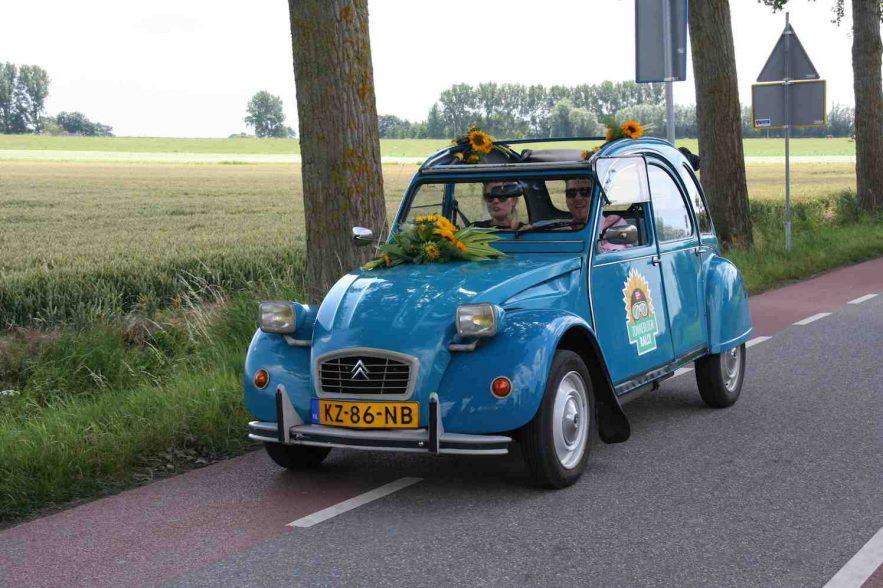 Zonnebloem-Rally