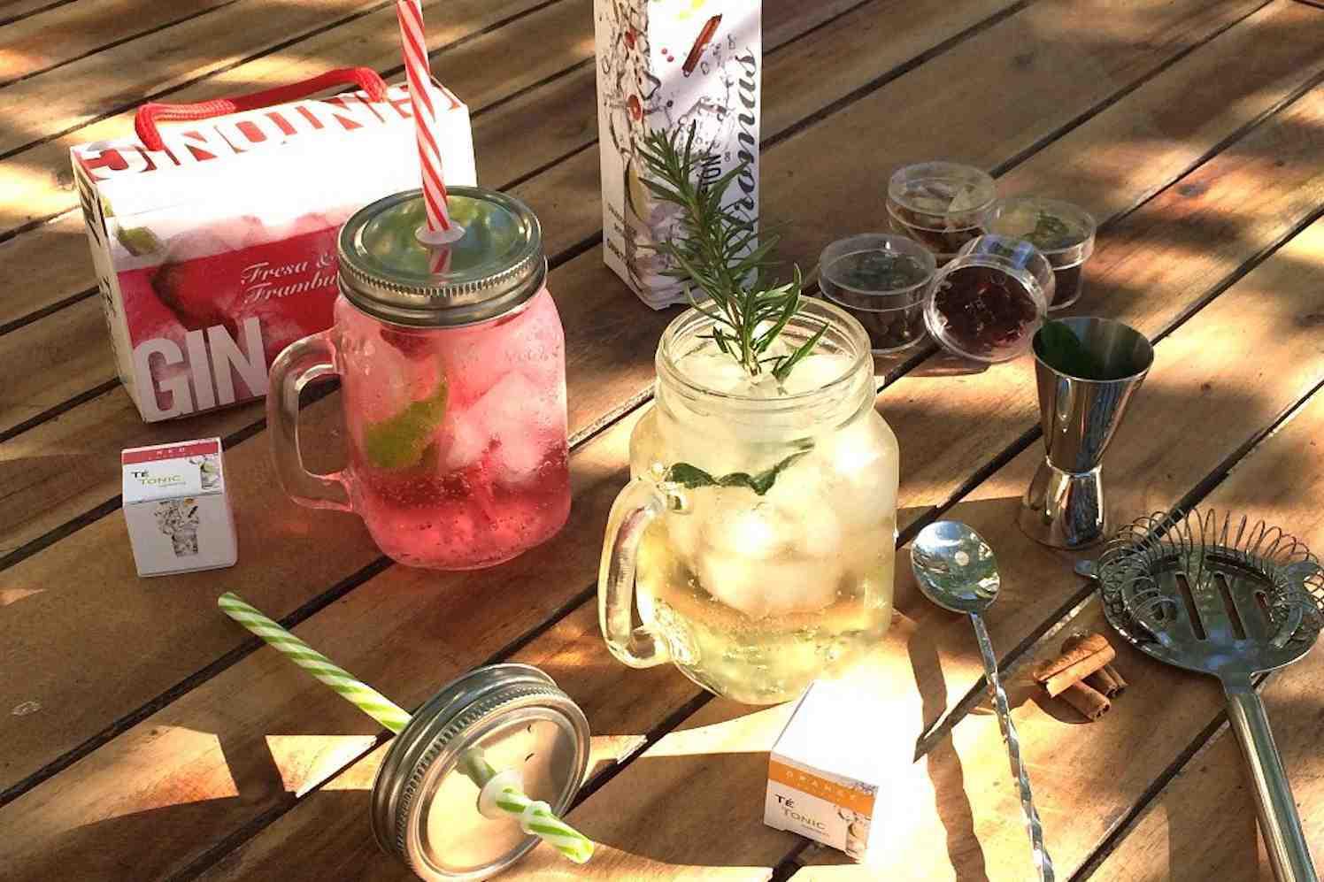 te-tonic cocktail-theezakjes