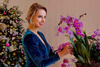 Orchidee Kerst