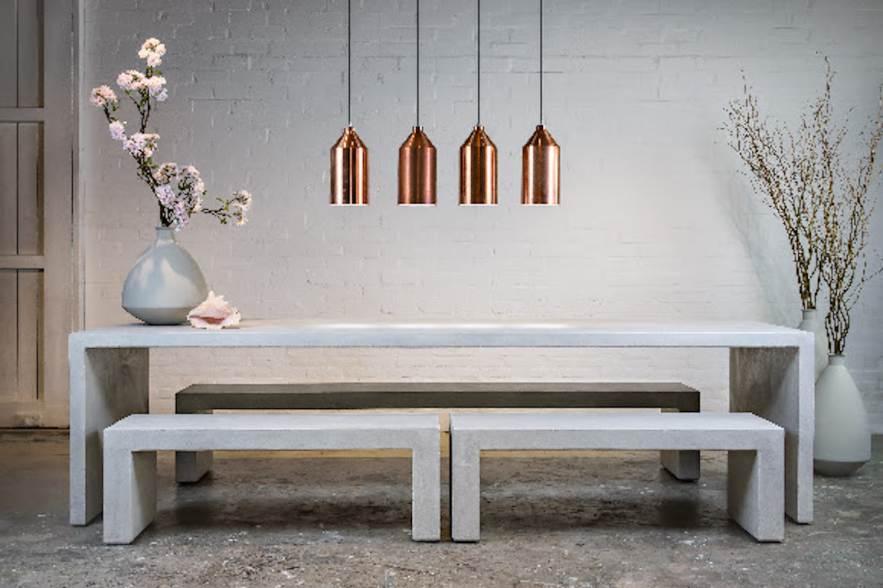 design beton look meubelen