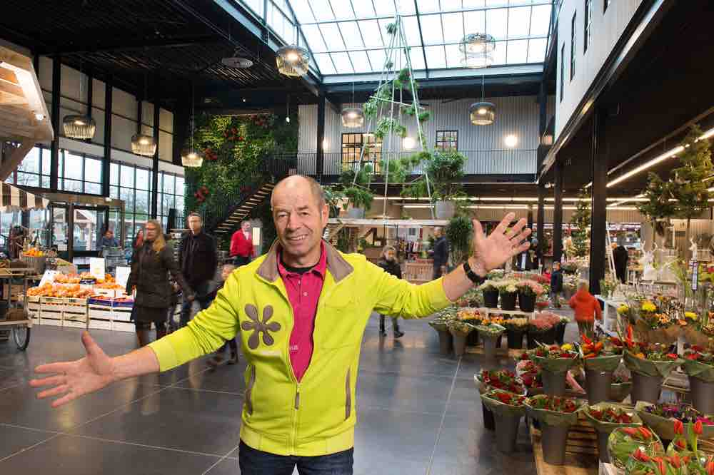 Intratuin komt met foodhall concept groenvandaag for Intratuin amsterdam