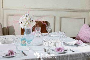 romantiek met chrysanten