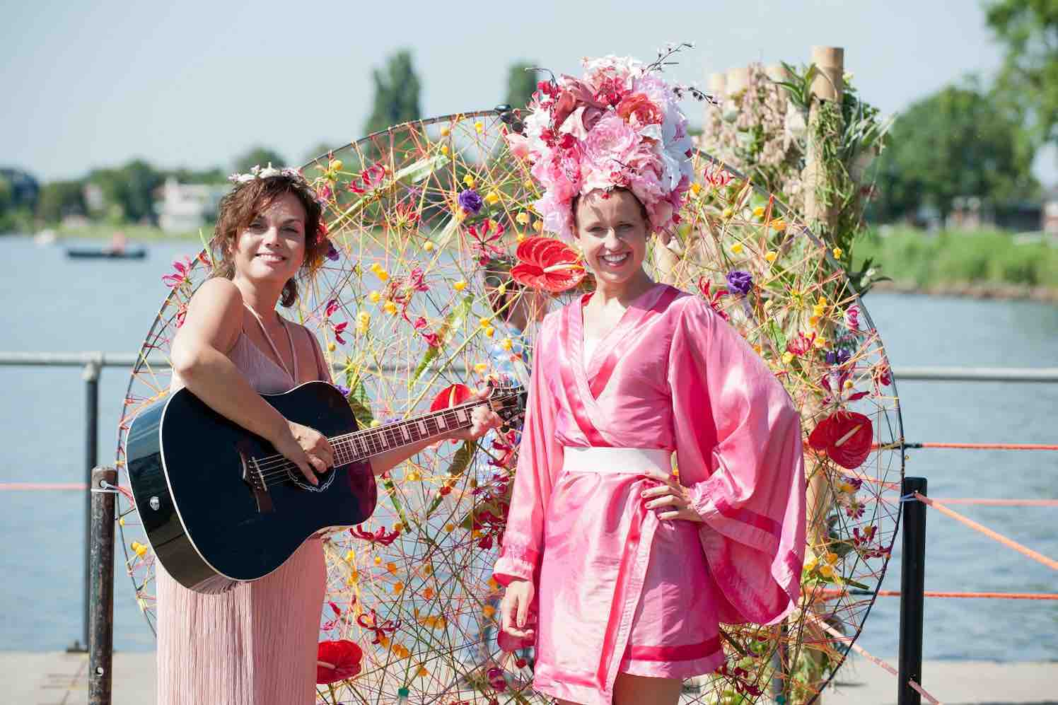 Dit weekend Aalsmeer Flower Festival