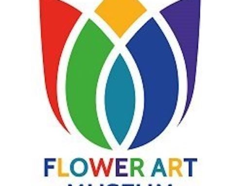 Flower Art Museum open