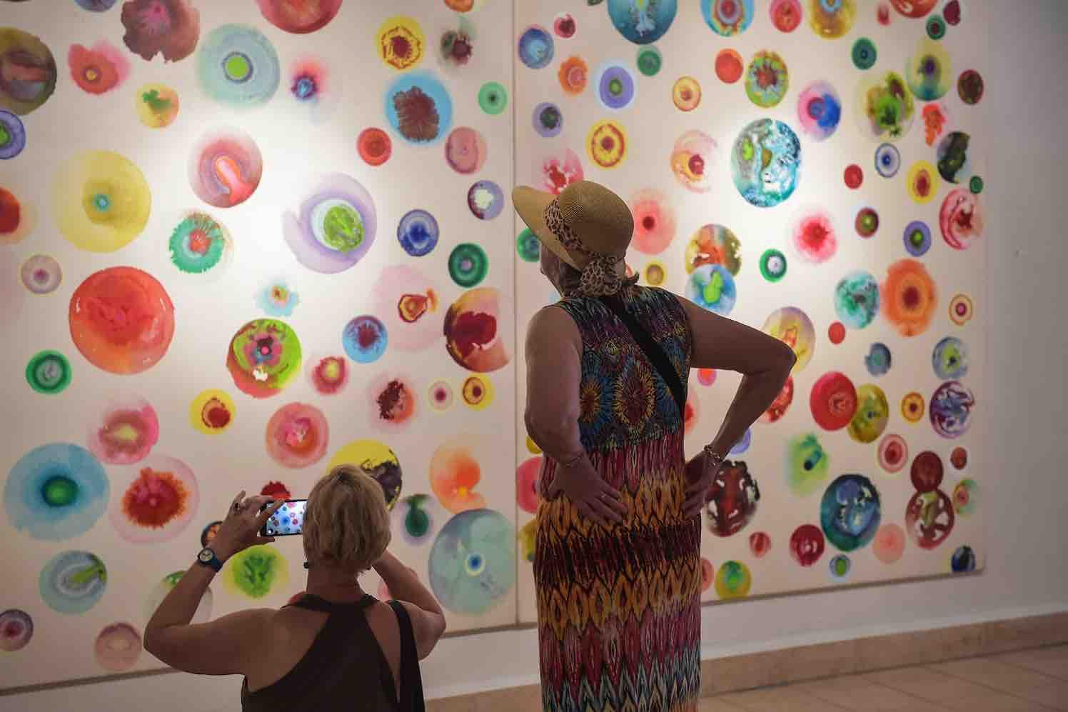 Flower Art Museum open voor publiek