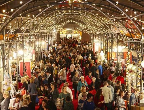 Kerst- en andere sterren op Margriet Winter Fair 2018
