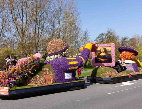 Bloemencorso Bollenstreek: Changing World