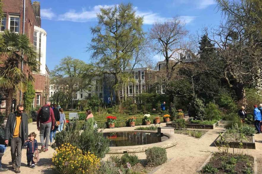 Hortus Amsterdam podcast