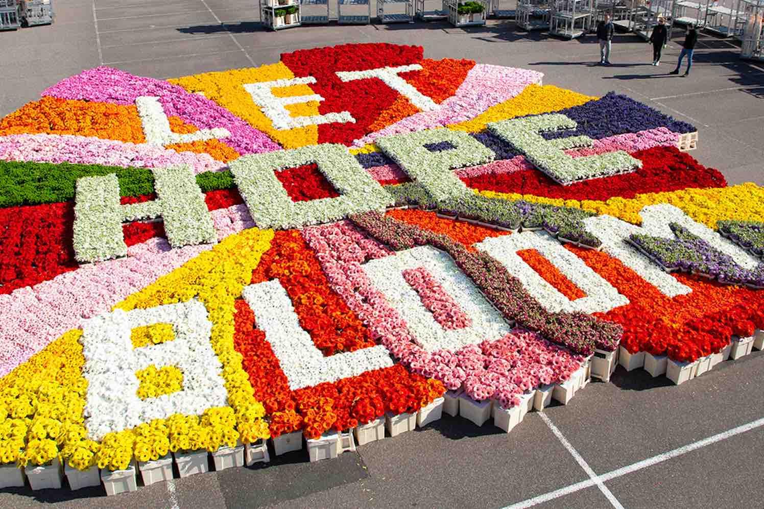 bloemenboodschap