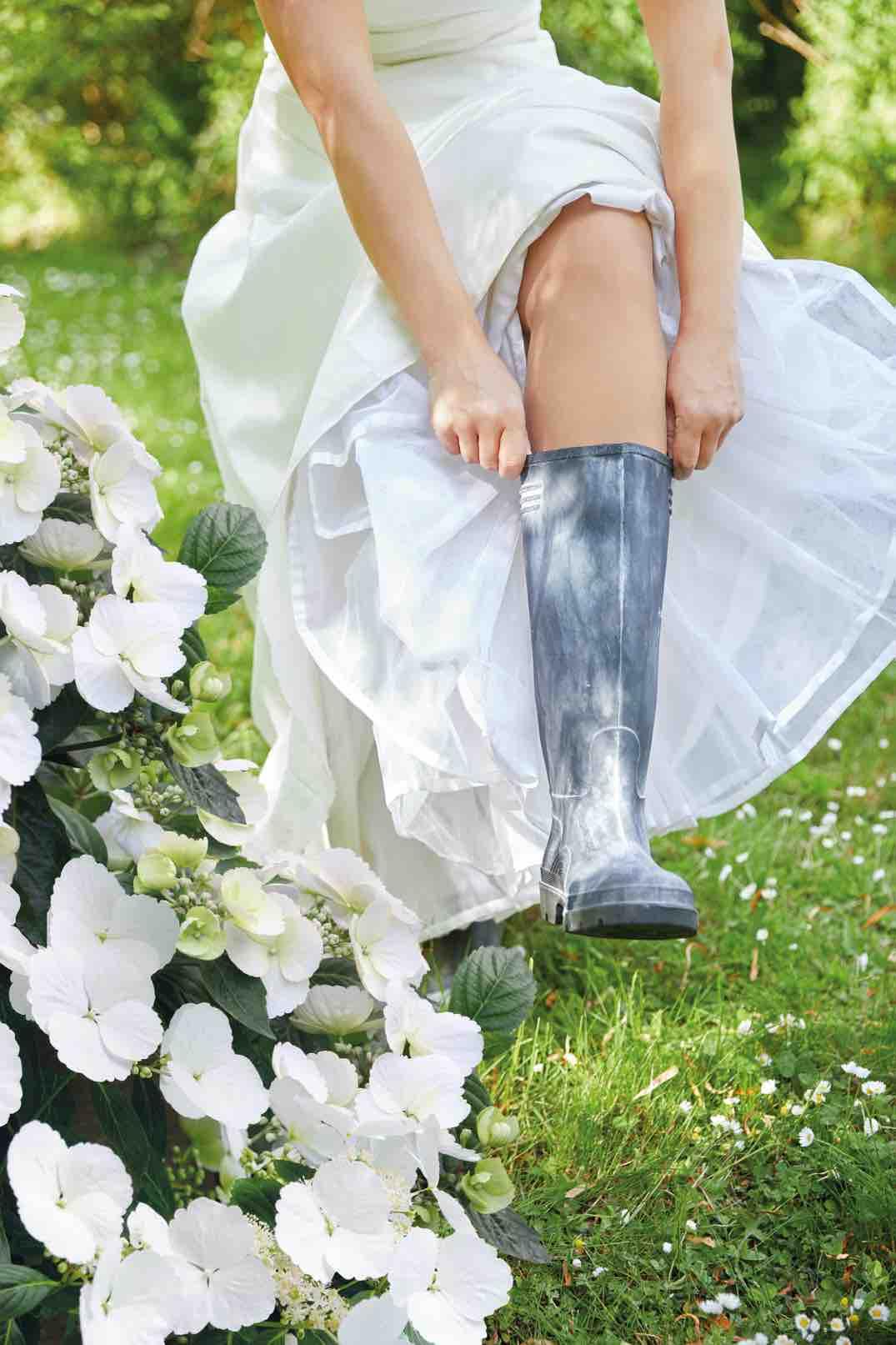Hortensia Runaway Bride