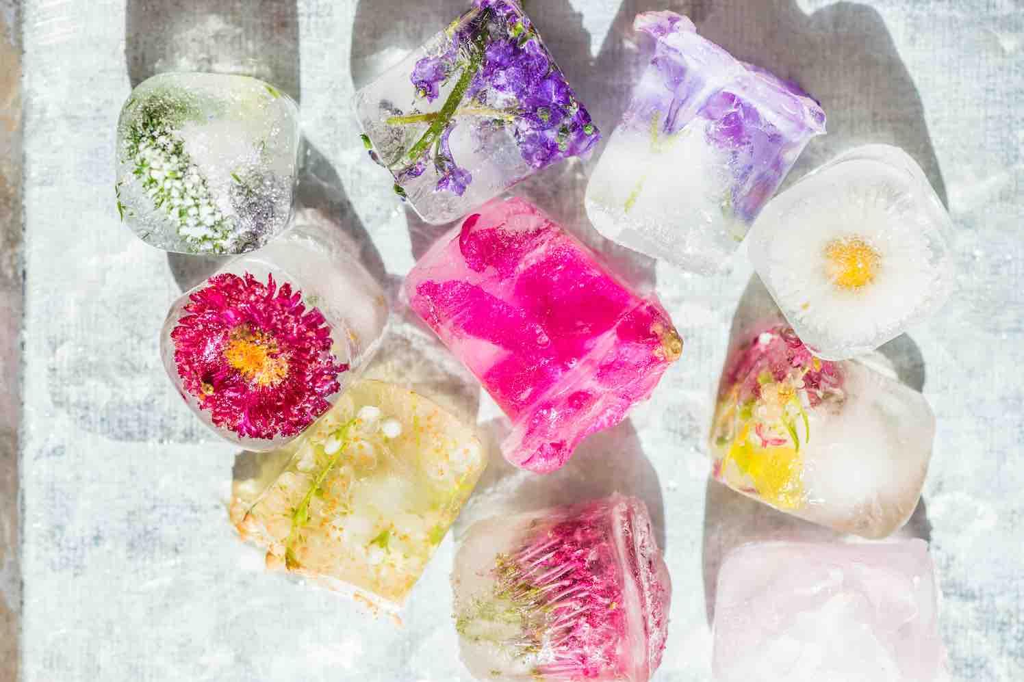 5 Eetbare bloemen