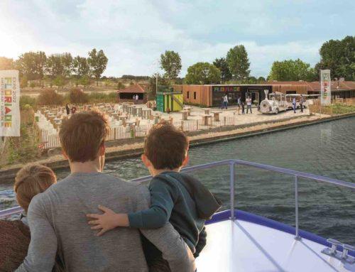 Ga eens kijken hoe Floriade 2022 groeit