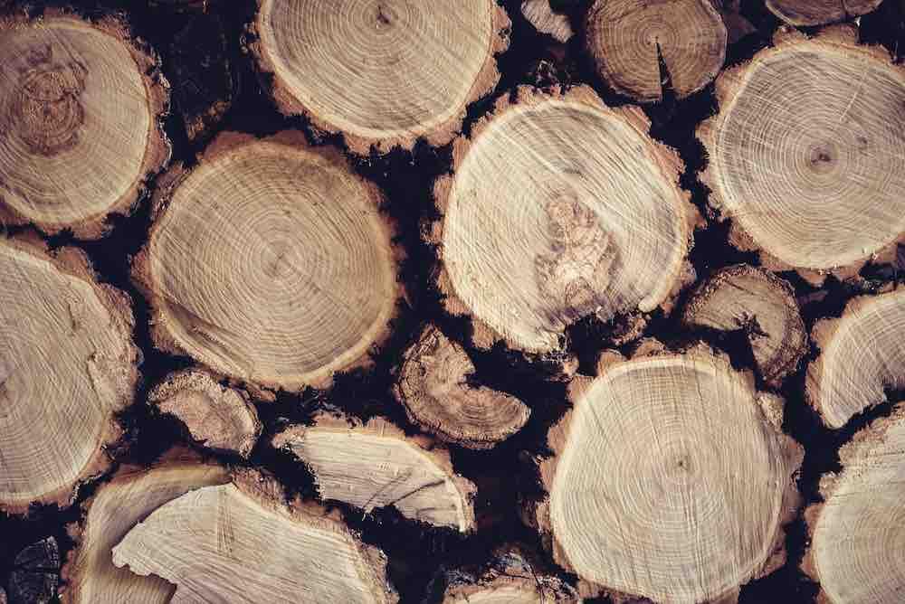 houtblokken
