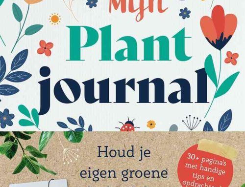 Mijn Plant journal van Margo Togni