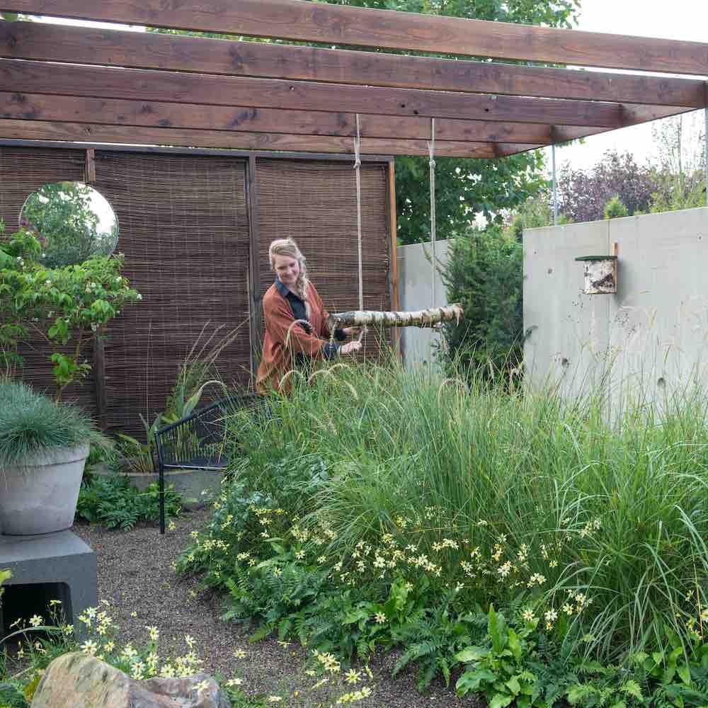 biotoop tuin