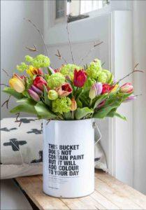 Tijd voor tulpen