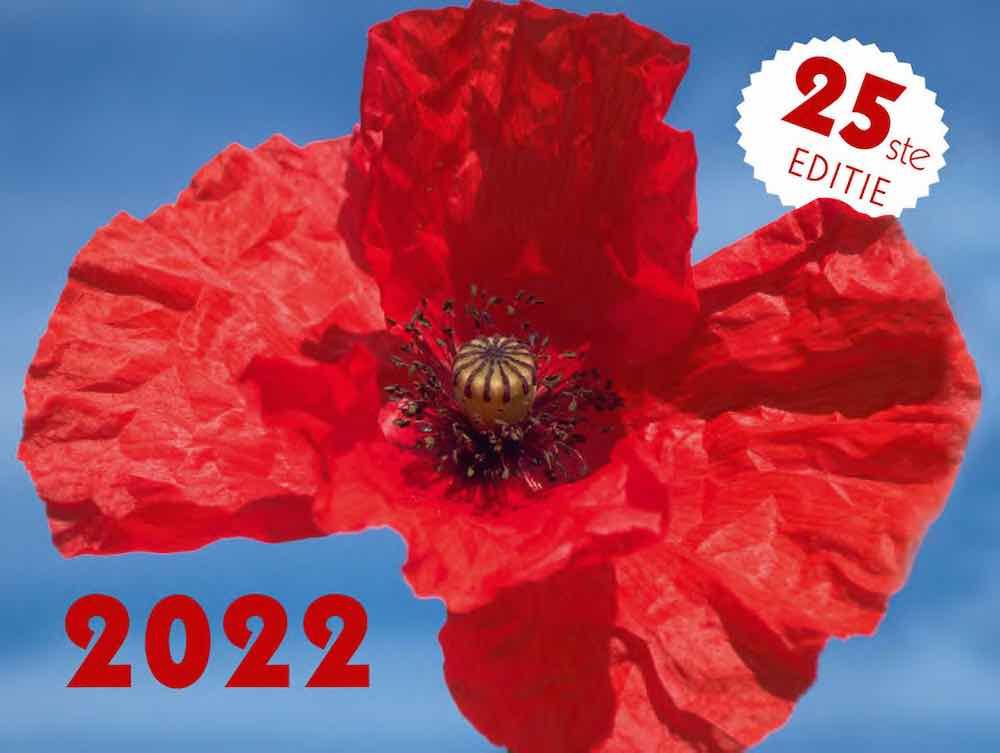 Tuinscheurkalender 2022, Romke van de Kaa